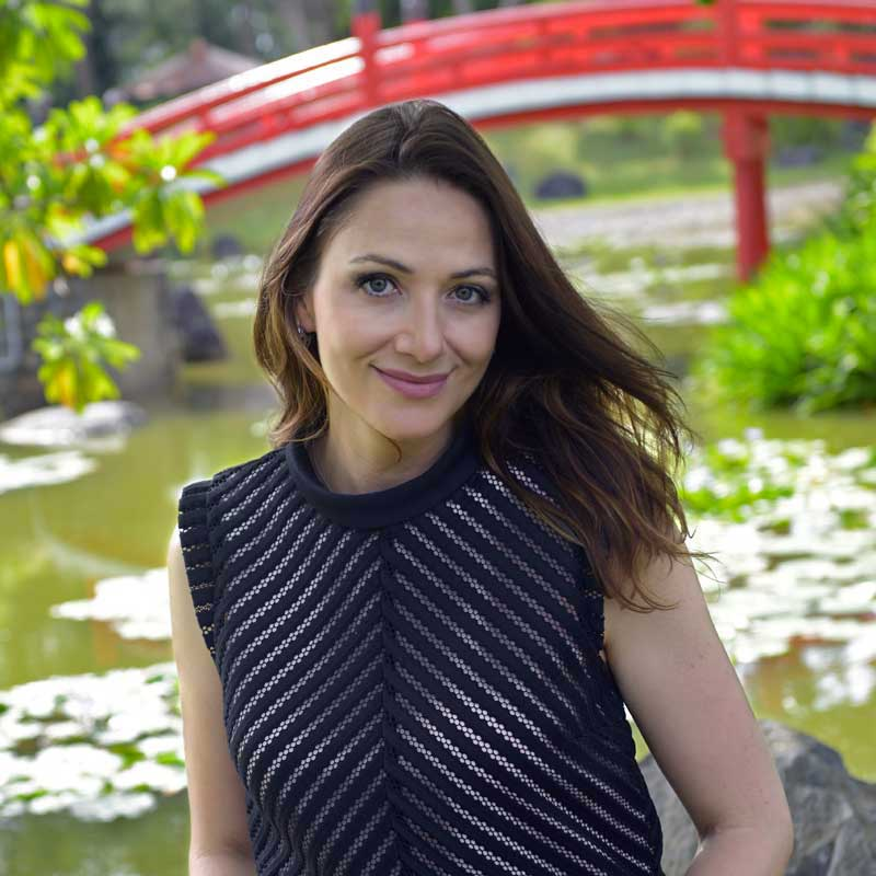 Holly Monahan, Travel + Leisure A-List Travel Agent specializing in Thaliand