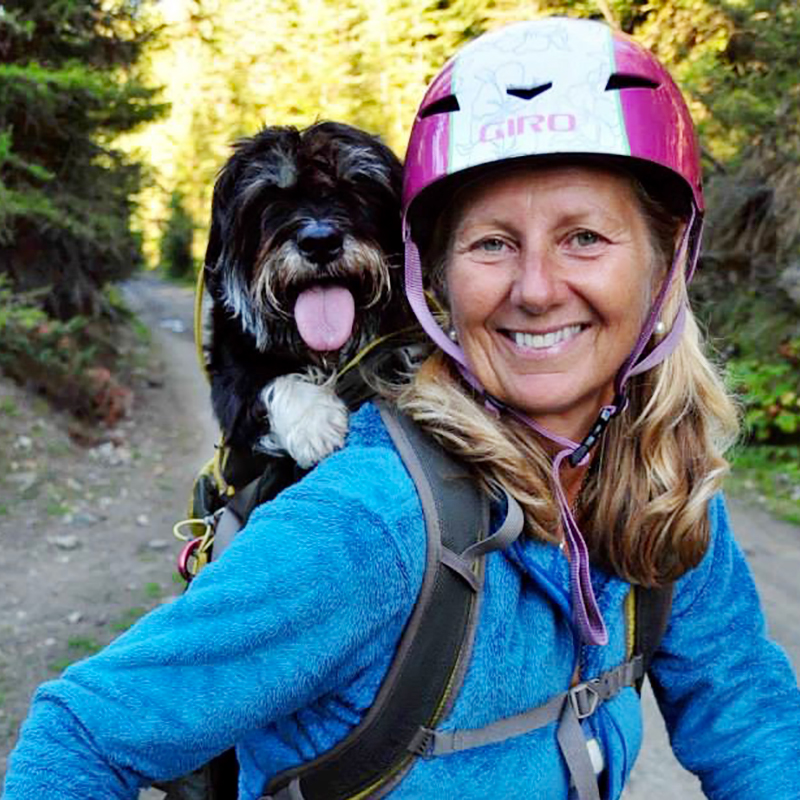 Marianne Abraham, Travel + Leisure A-List Travel Agent specializing in travel to British Columbia
