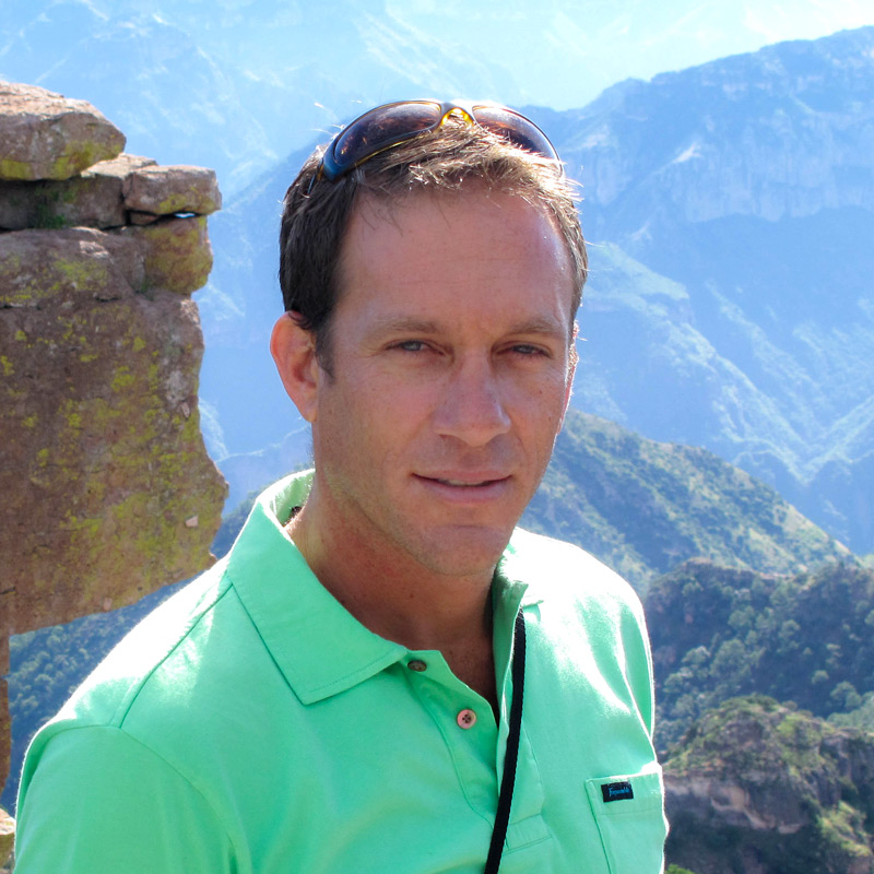 Zachary Rabinor, Travel + Leisure A-List Travel Agent specializing in travel to Mexico