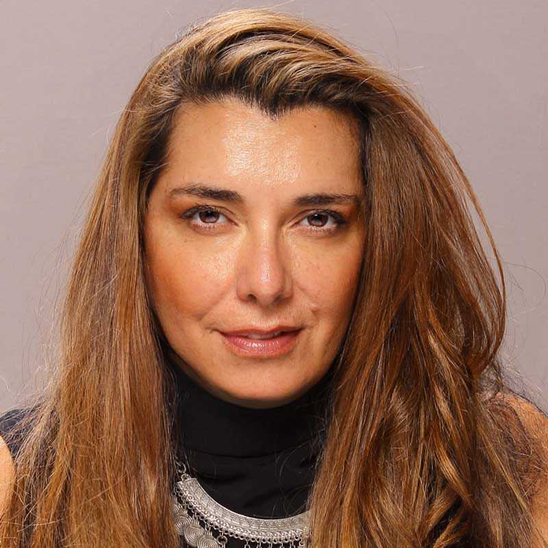 Amalia Lazarov, Travel + Leisure A-List travel agent specializing in travel to the Middle East