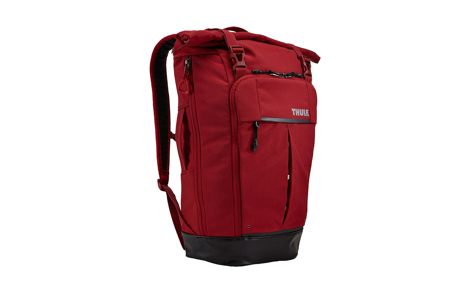 thule roll-top laptop backpack