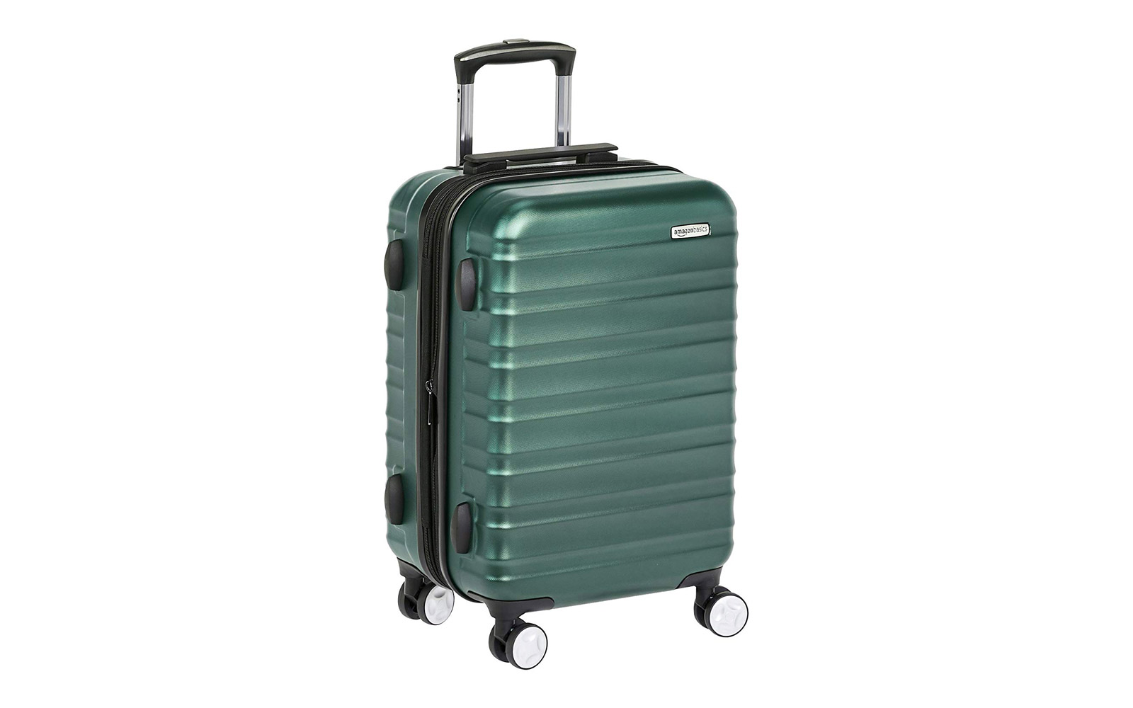 Best Affordable Carry-on: AmazonBasics 20-inch Hardside Spinner Luggage