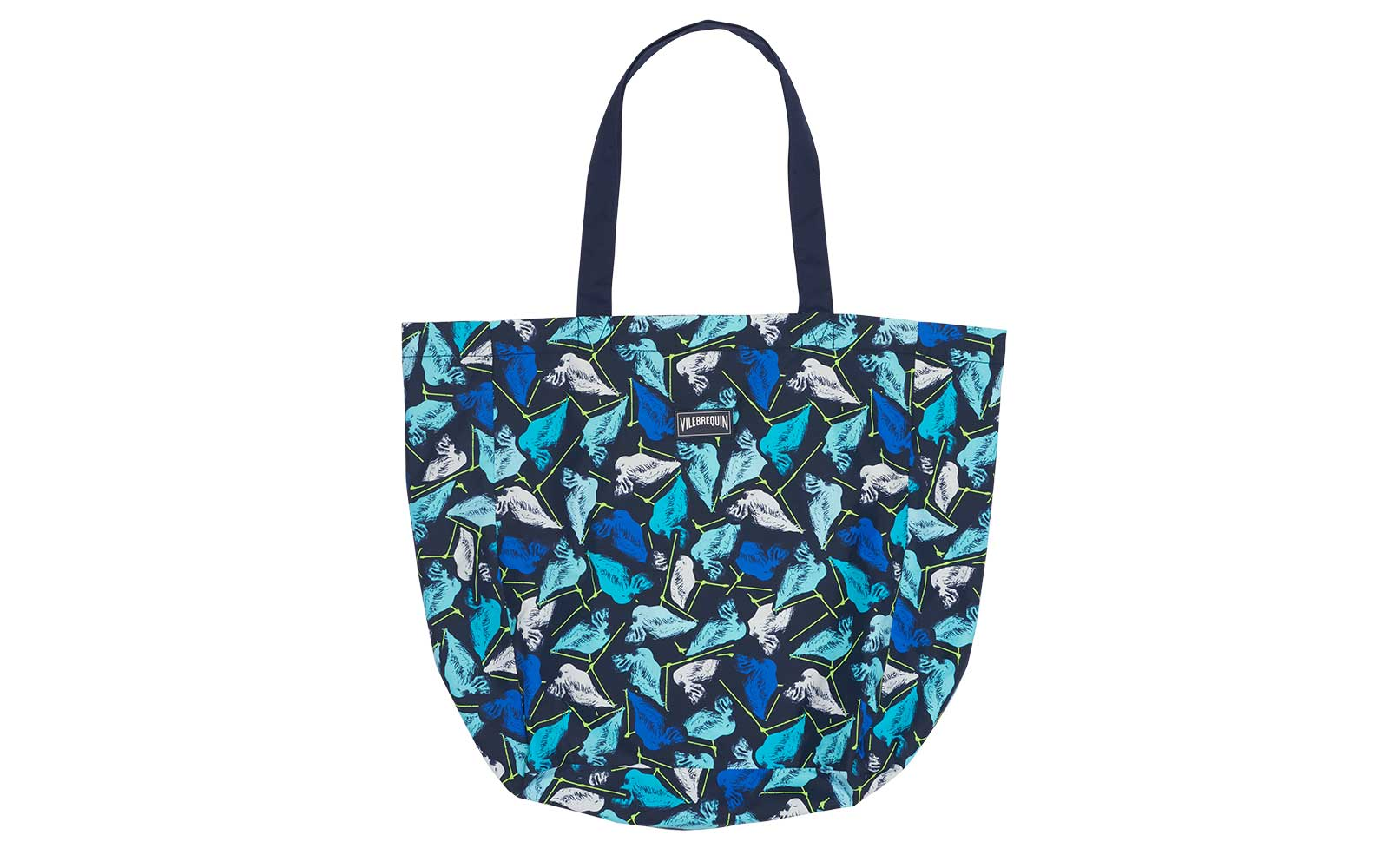 Vilebrequin tote bag in Baha Mar exclusive print
