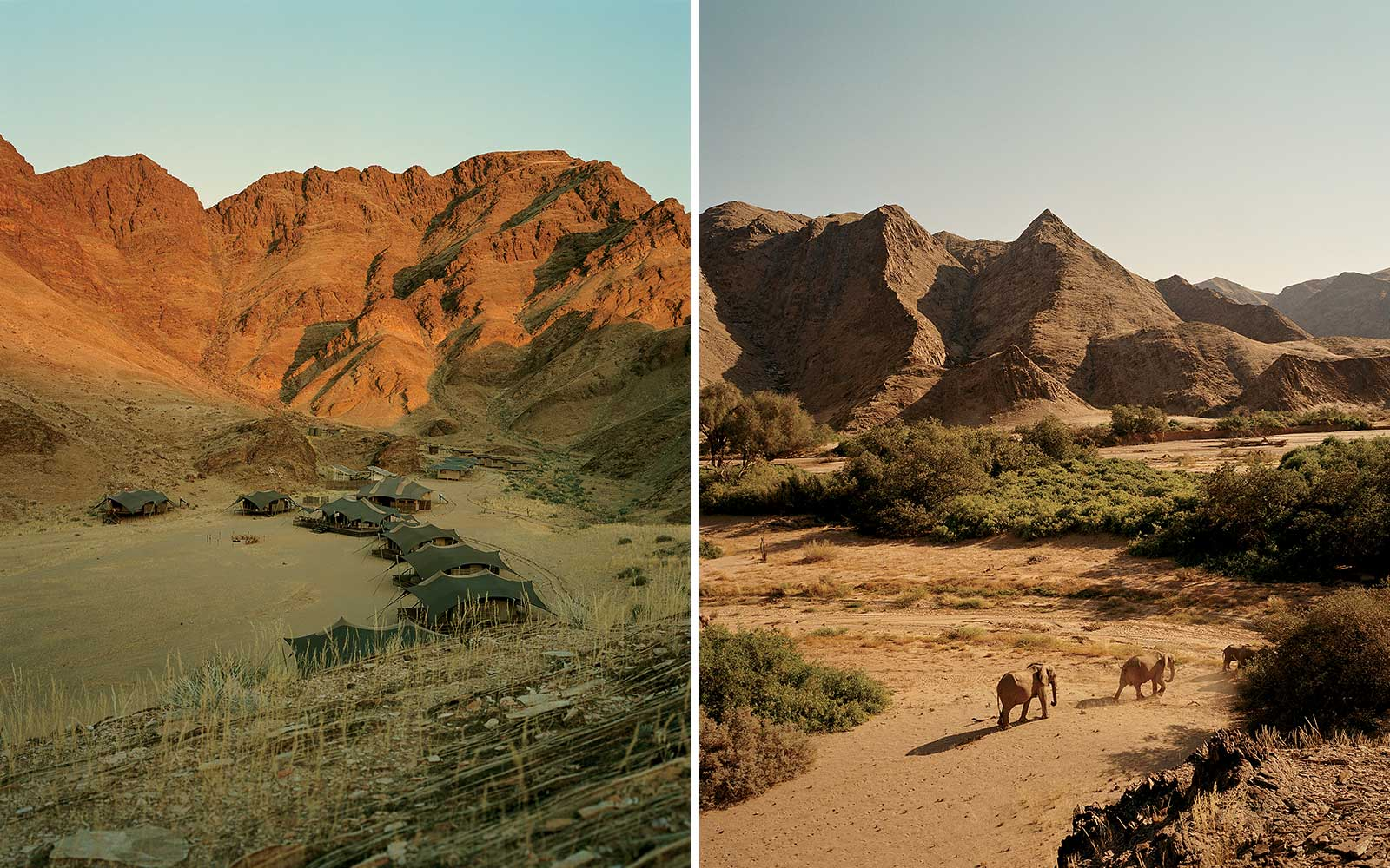 Scenics from Namibia