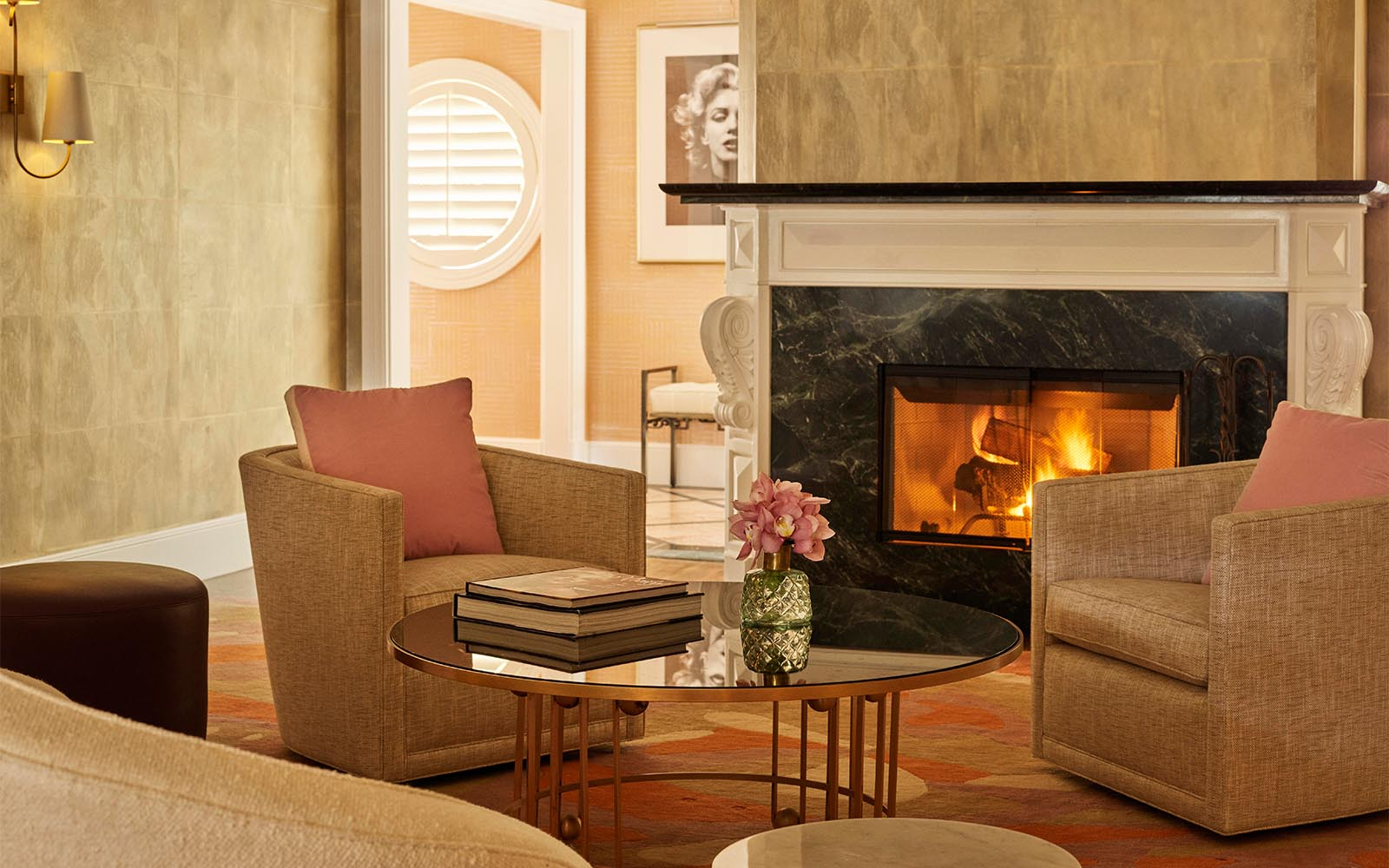 Beverly Hills Hotel Bungalows