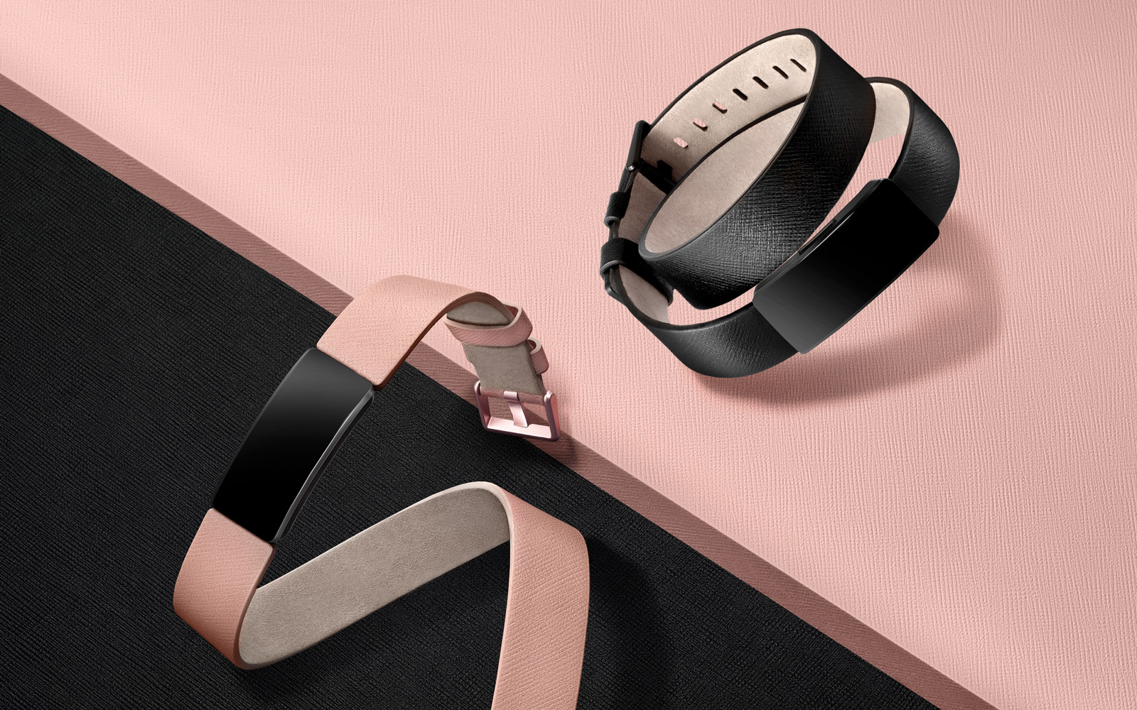 fitbit inspire leather bands