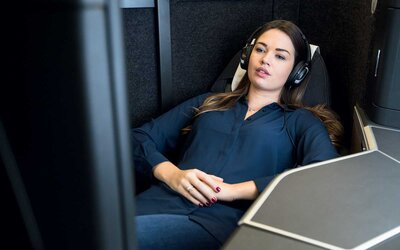 British Airways' New Business Suites Will Make You Feel Like