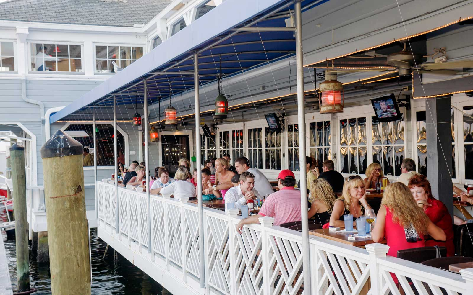 15th Street Fisheries in Fort Lauderdale, Florida
