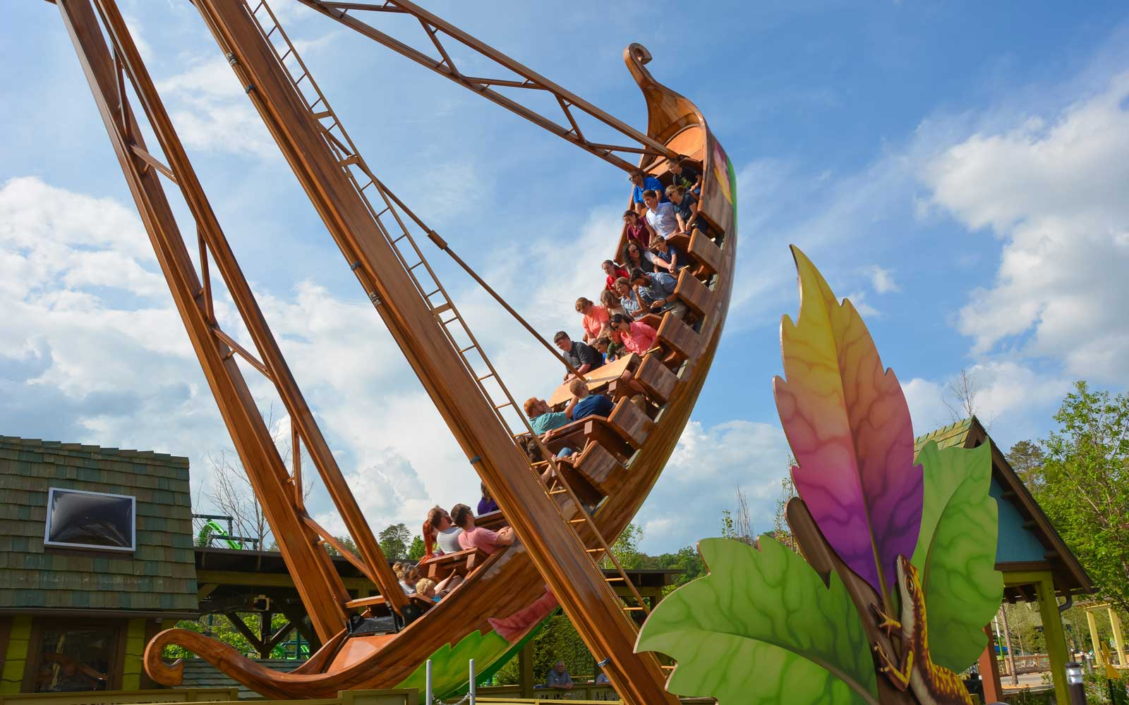 Dollywood Expansion - Wildwood Grove