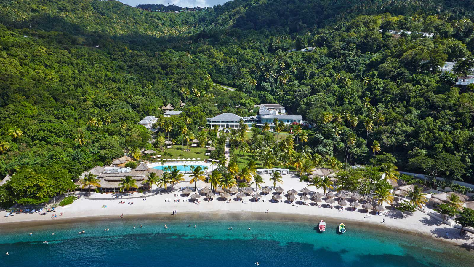 Sugar Beach, A Vicery Resort, in St Lucia