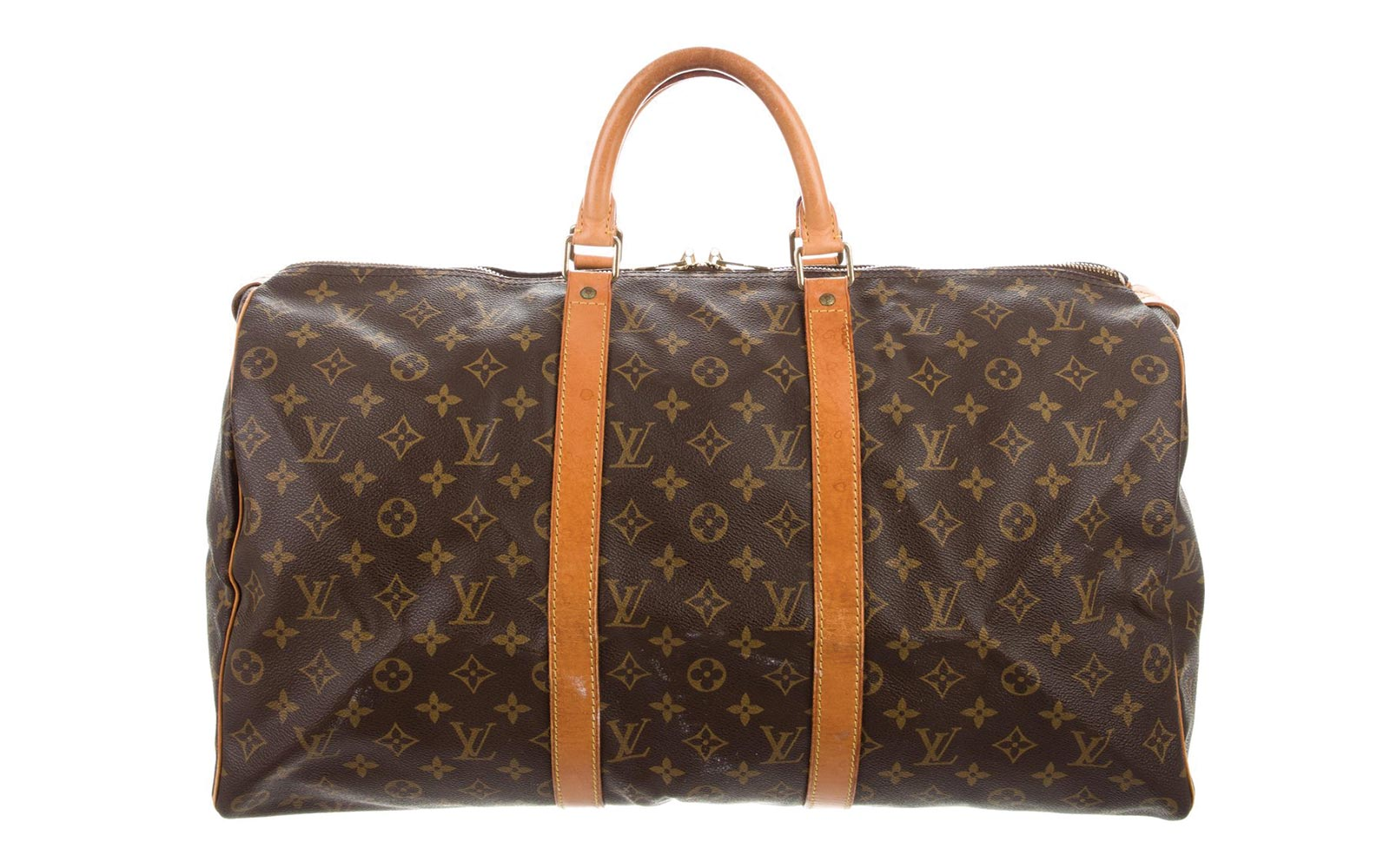 Vintage Louis Vuitton Duffel Bag