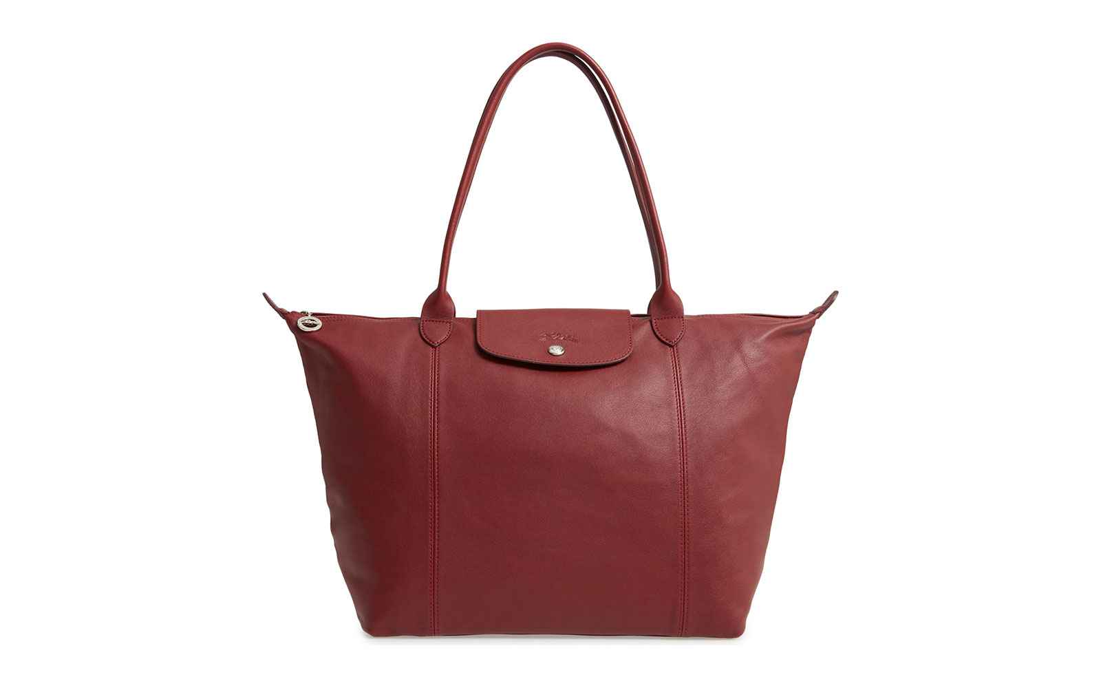 Le Pilage Cuir Leather Tote
