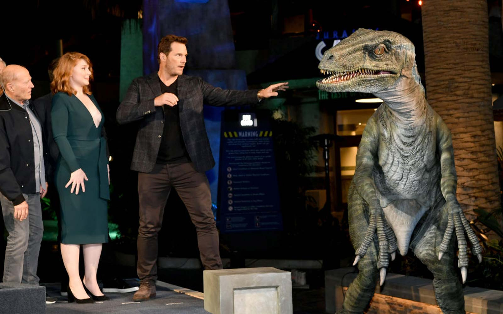 """Jurassic World—The Ride"" Grand Opening Celebration at Universal Studios Hollywood"