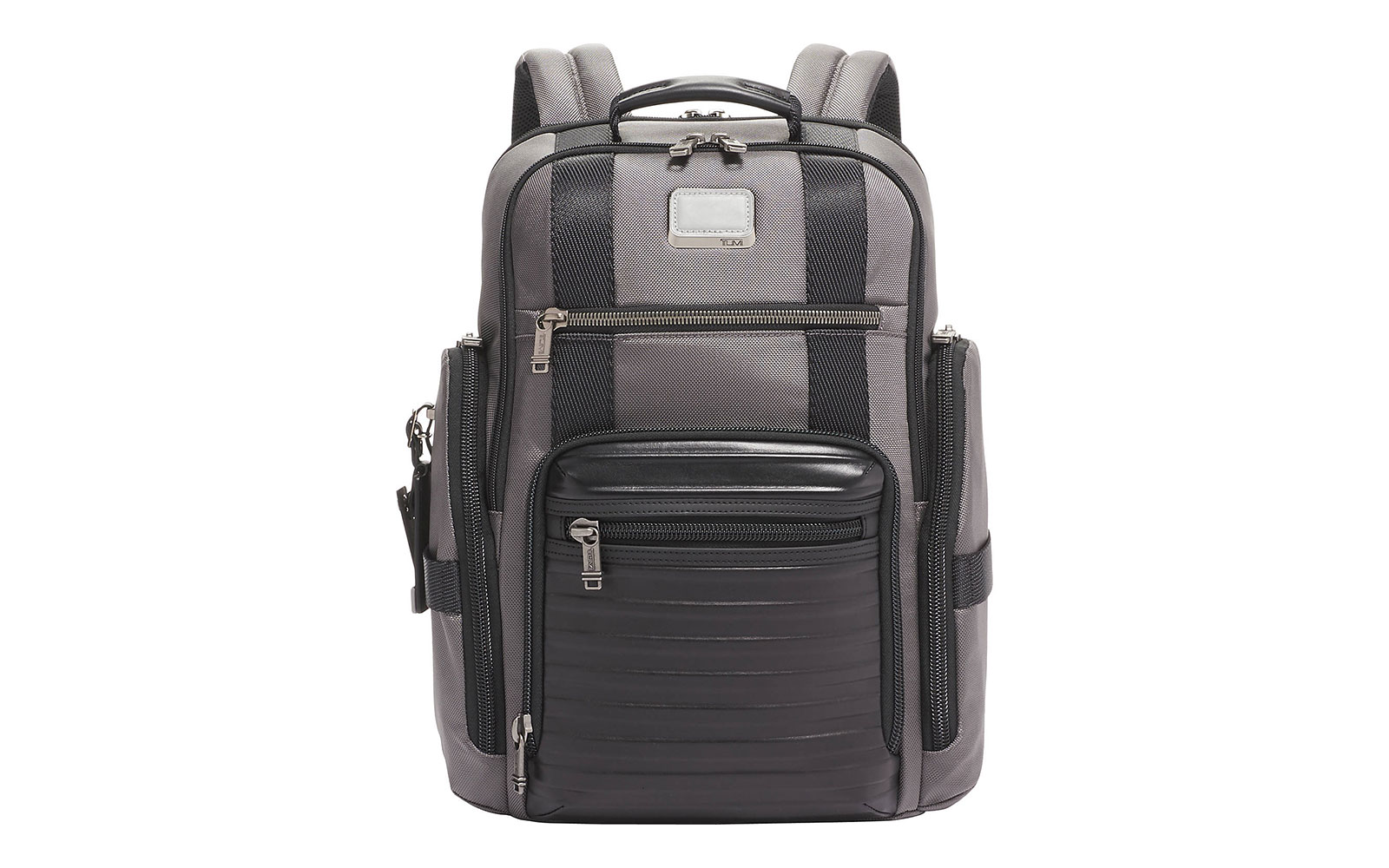 Tumi Alpha Bravo Sheppard Deluxe Laptop Brief Pack