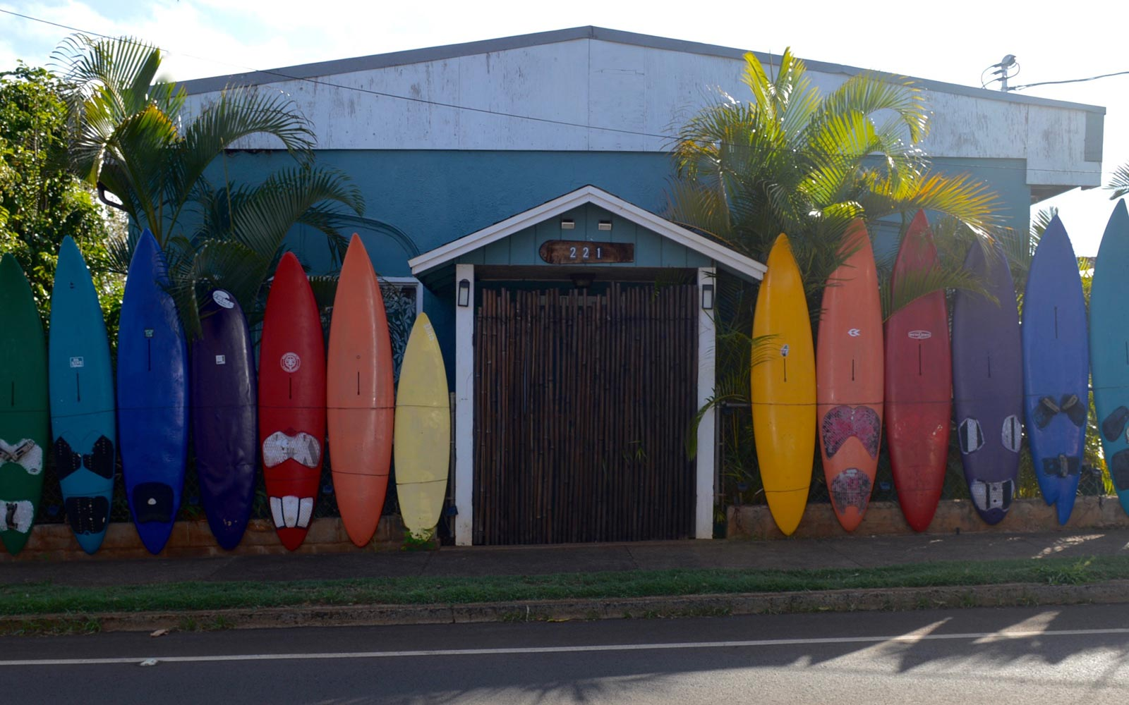 Paia Boards Maui
