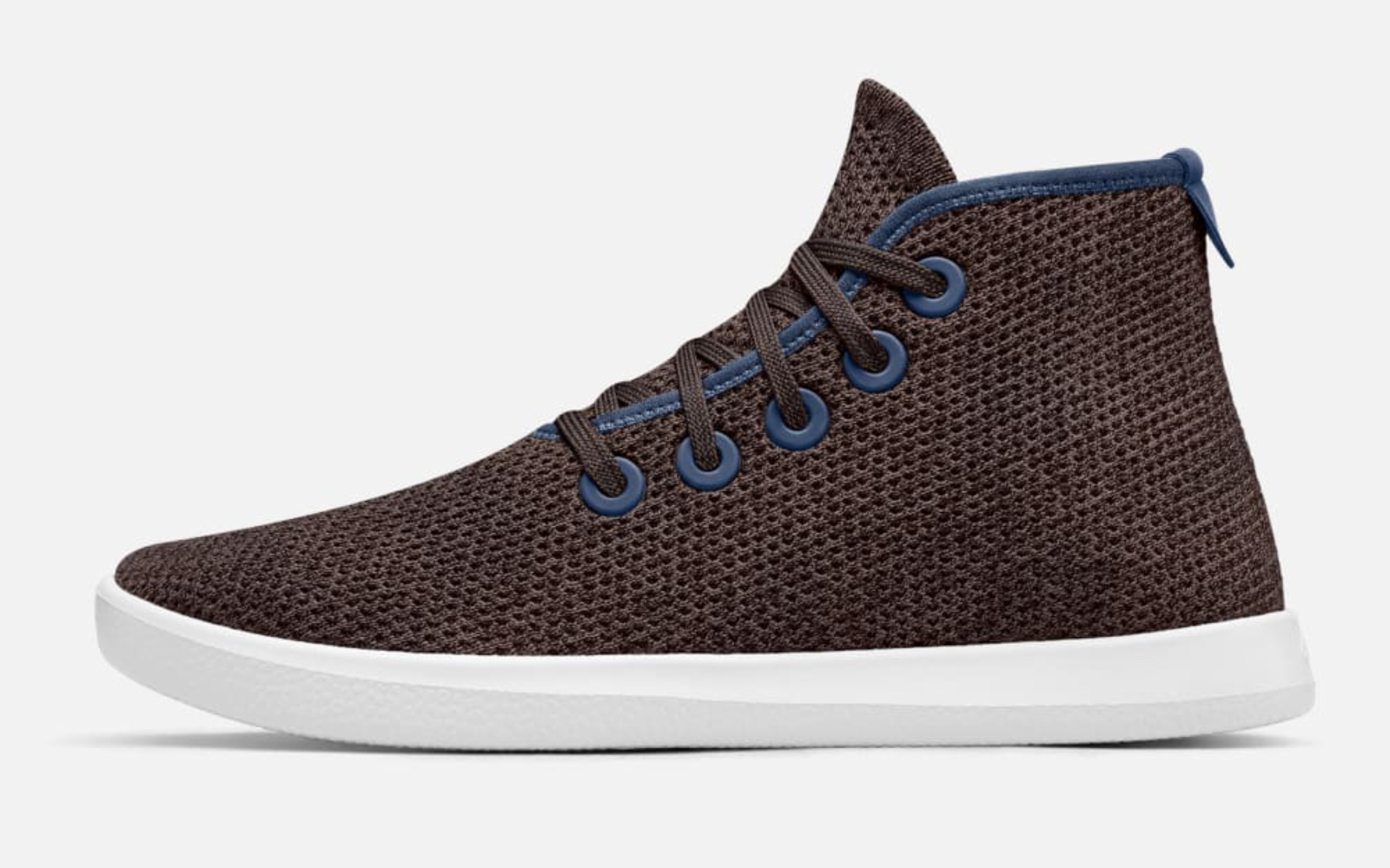 Allbirds Tree Toppers in Cocoa (White Sole)