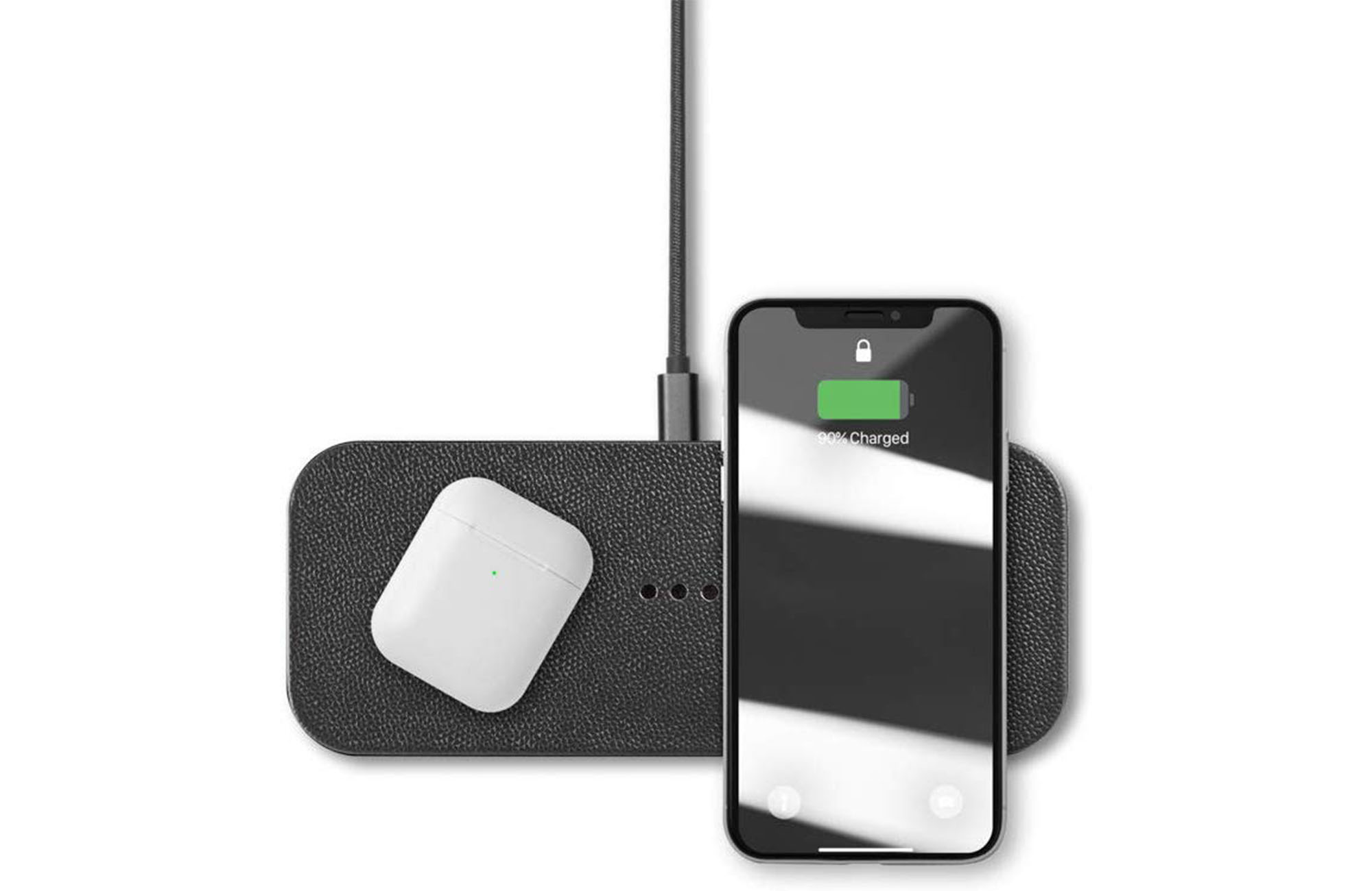 Courant Catch 2 Multi-Device Wireless Charger