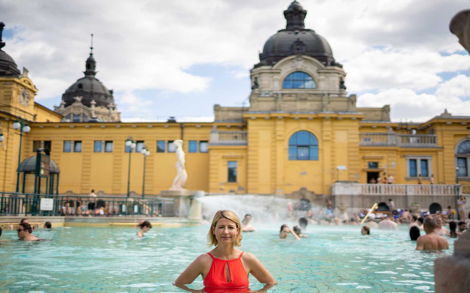 Samantha Brown's Places to Love - Budapest