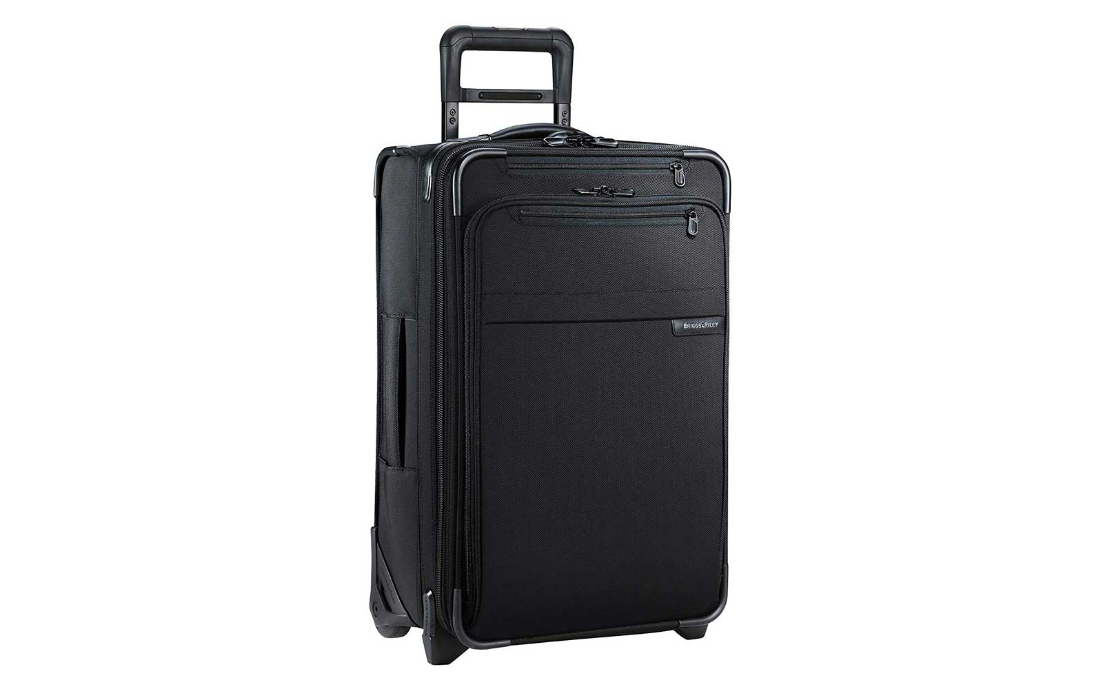 Black Carry-on Suitcase