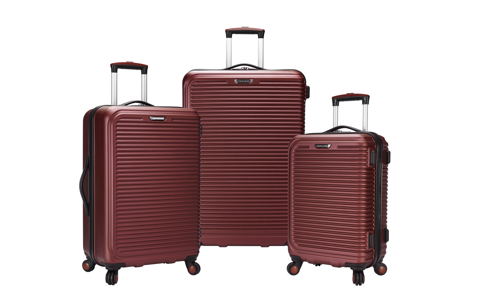 Travel Select Savannah 3-Pc. Hardside Luggage Set