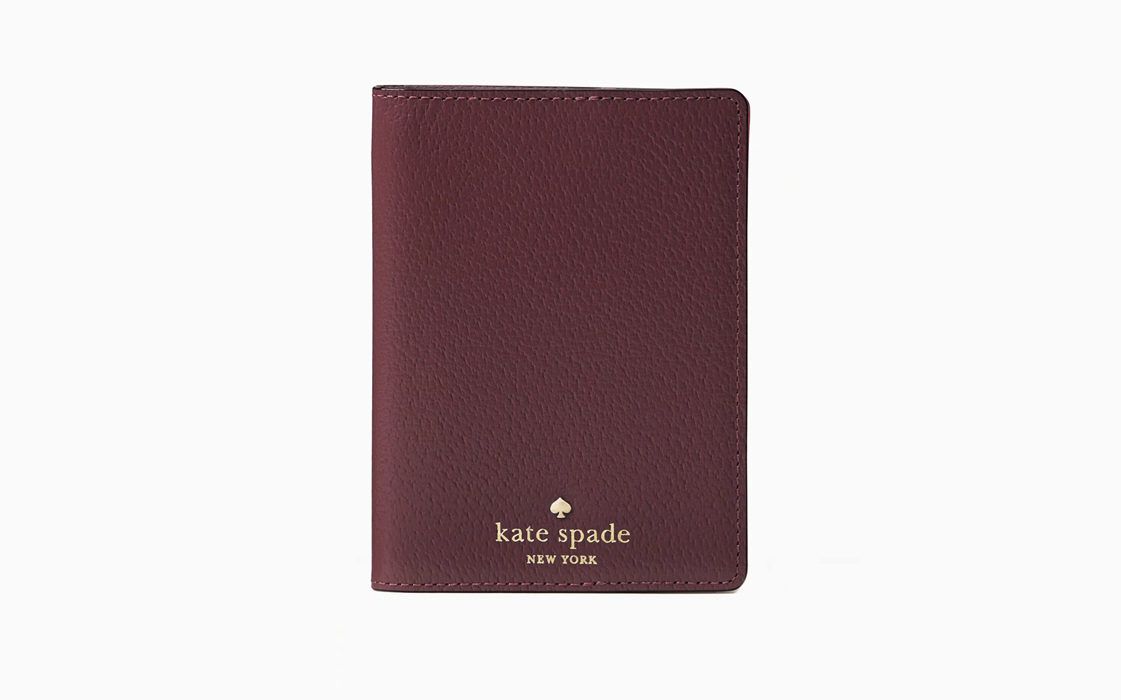 Grand Street Passport Holder