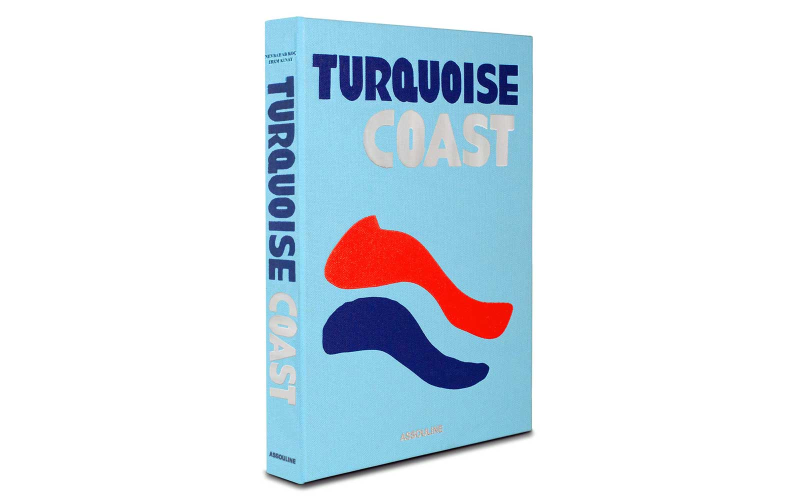 Turquoise Coast Book by Kinay