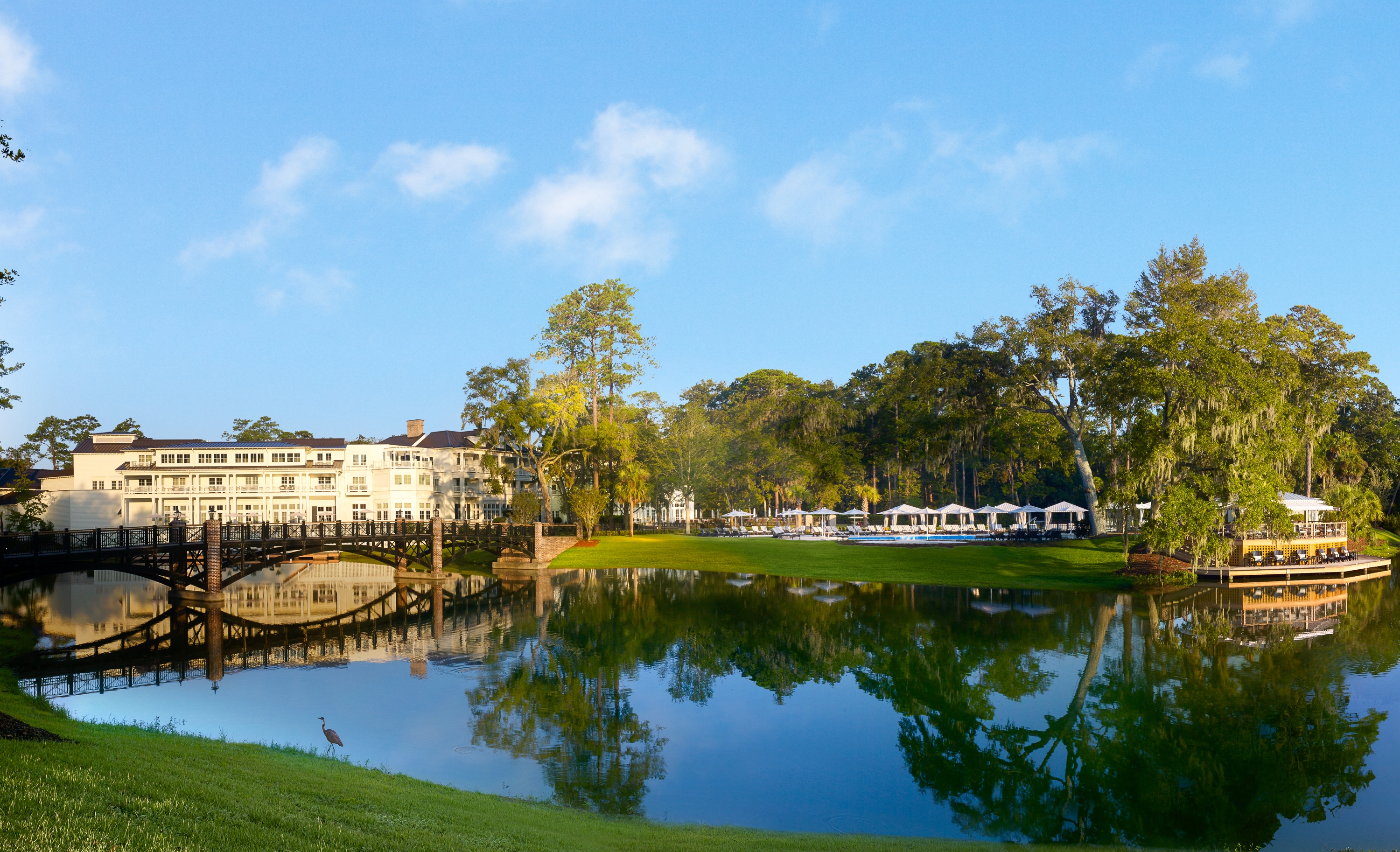 One of the world's best resorts is tucked away in Bluffton, South Carolina