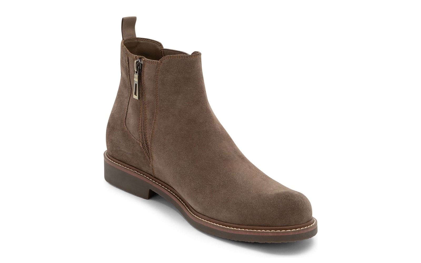 Men's Brown Leather Chelsea Boot