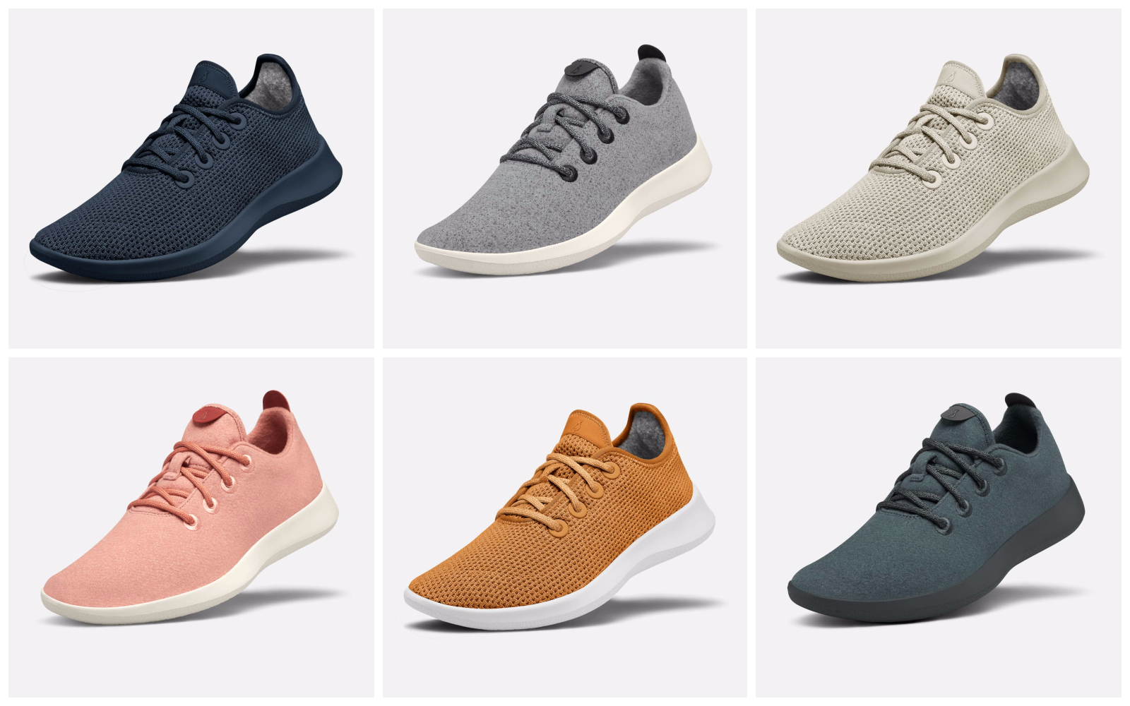 Allbirds just dropped 7 new sneaker colors inspired by California's super bloom