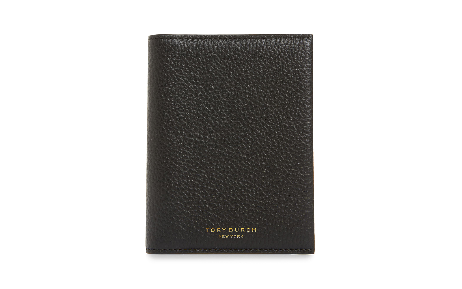 Perry Leather Passport Holder TORY BURCH