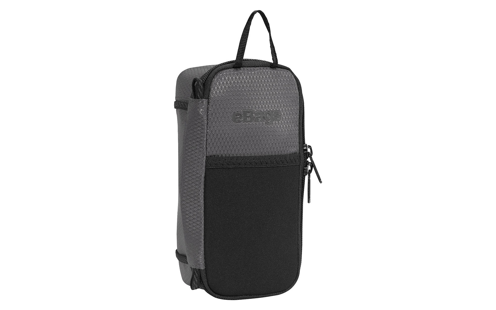Grey and Black Small Tech Case