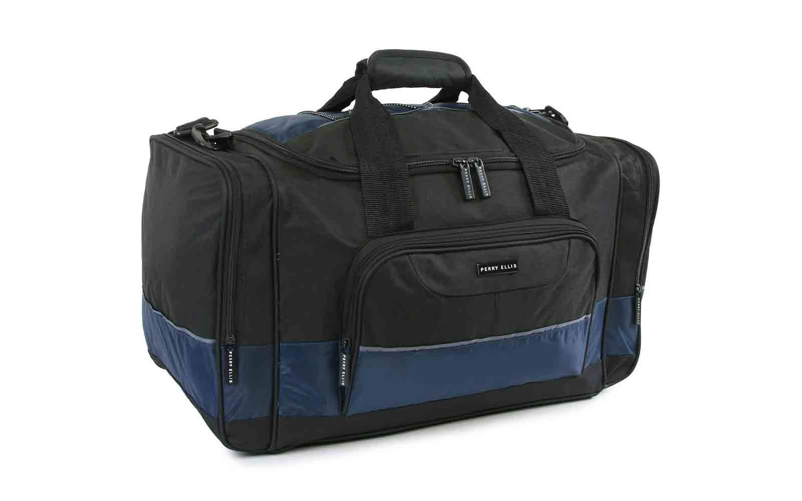Perry Ellis 22  Business Duffel Bag