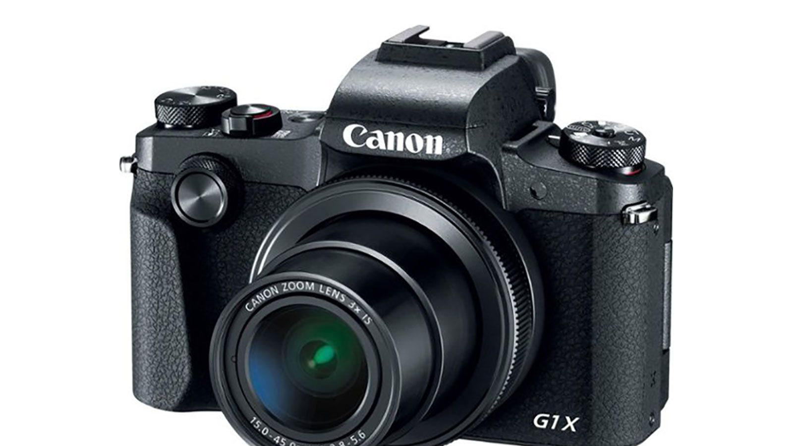 Canon - PowerShot G1 X Mark III 24.2-Megapixel Digital Camera