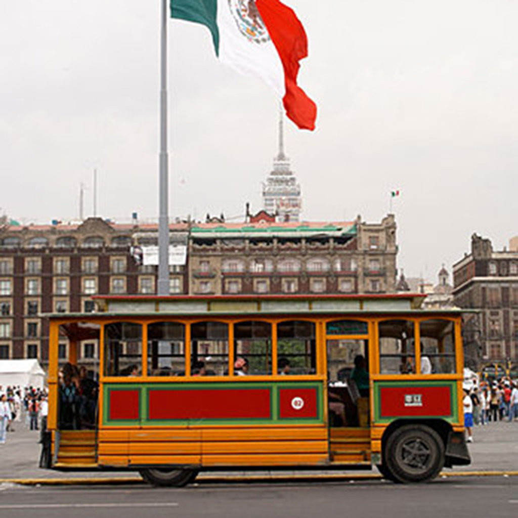 Top 5 Tours in Mexico City