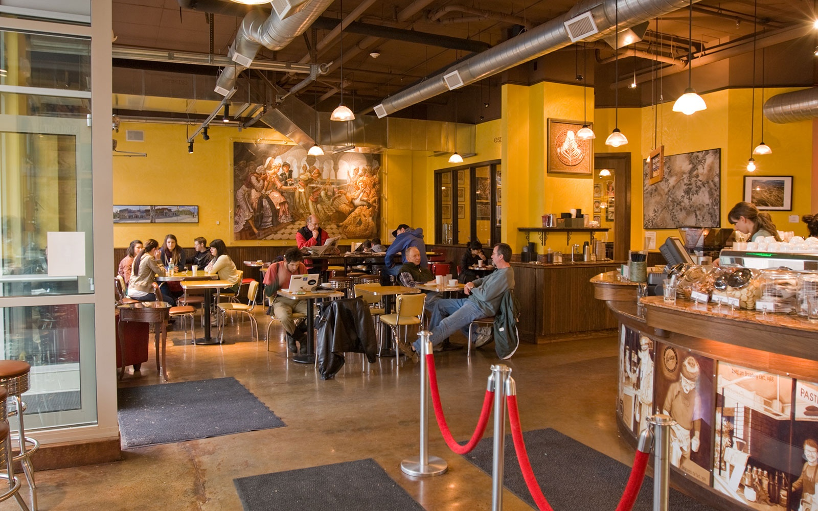 Best for an Extra-Strong Cup: Espresso Vivace's Capitol Hill Location
