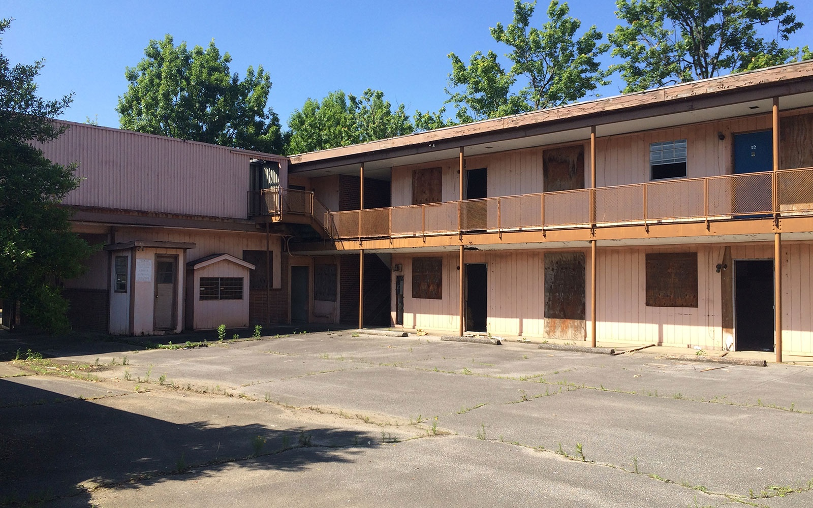 A.G. Gaston Motel in Birmingham, Alabama
