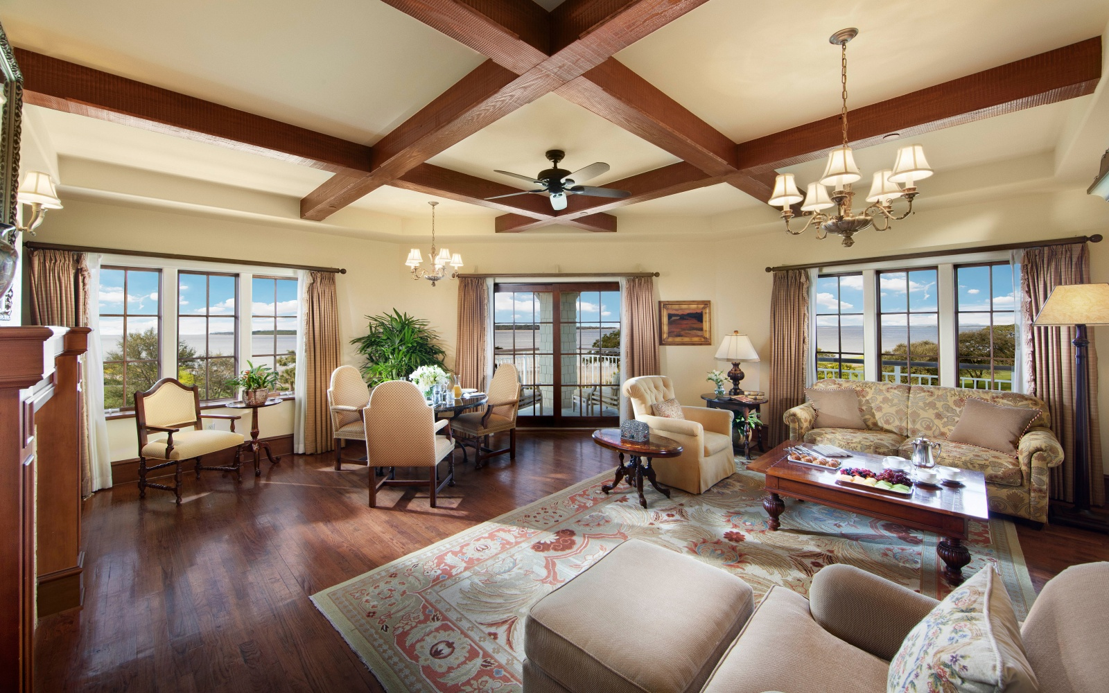 The Lodge at Sea Island Golf Club