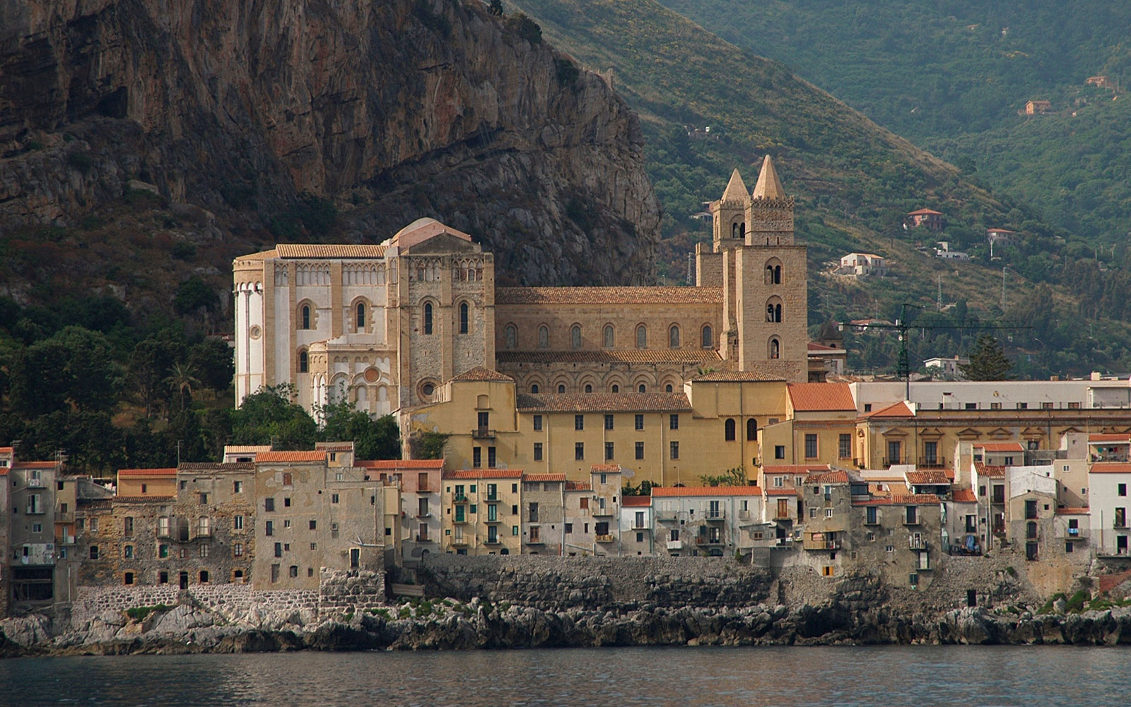 Arab-Norman Palermo and the Cathedral Churches of Cefalu and Monreale, Italy