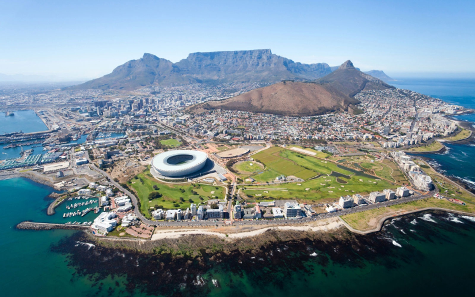 10. Cape Town Airport