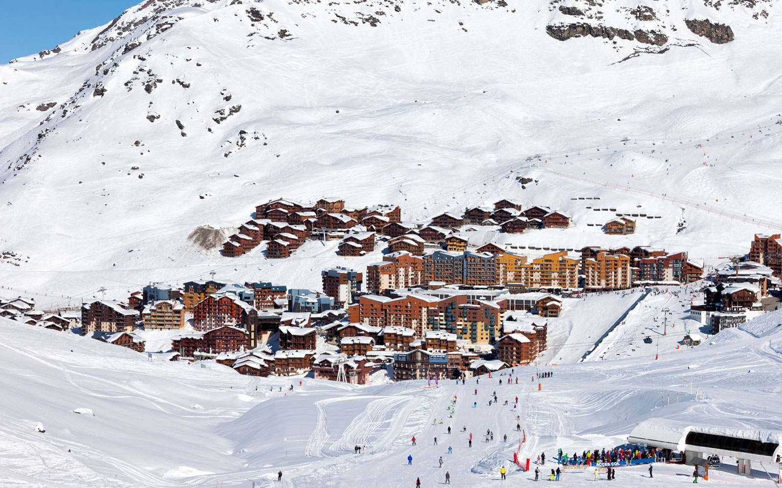 14. Courchevel Airport in France