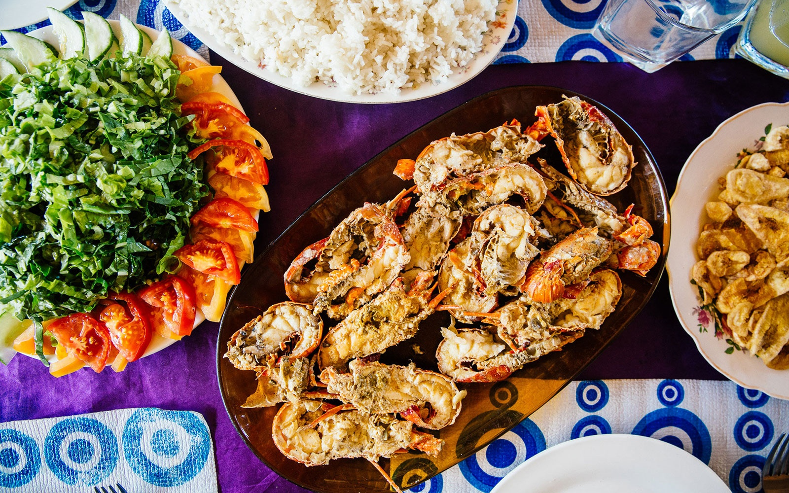 In Baracoa: Eat As Much Seafood As You Can Handle