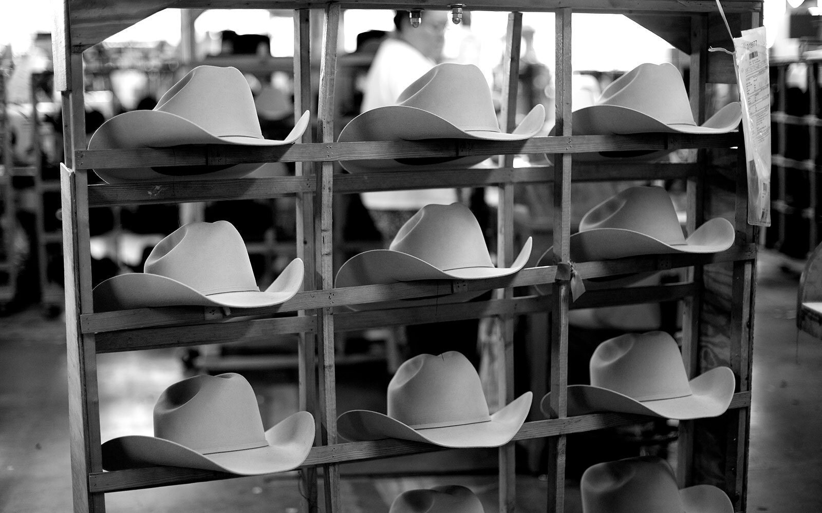 854a9dbf The hat company that's covered more American heads than any other—everyone  from Annie Oakley to Harrison Ford as Indiana Jones—turns 150 this year.