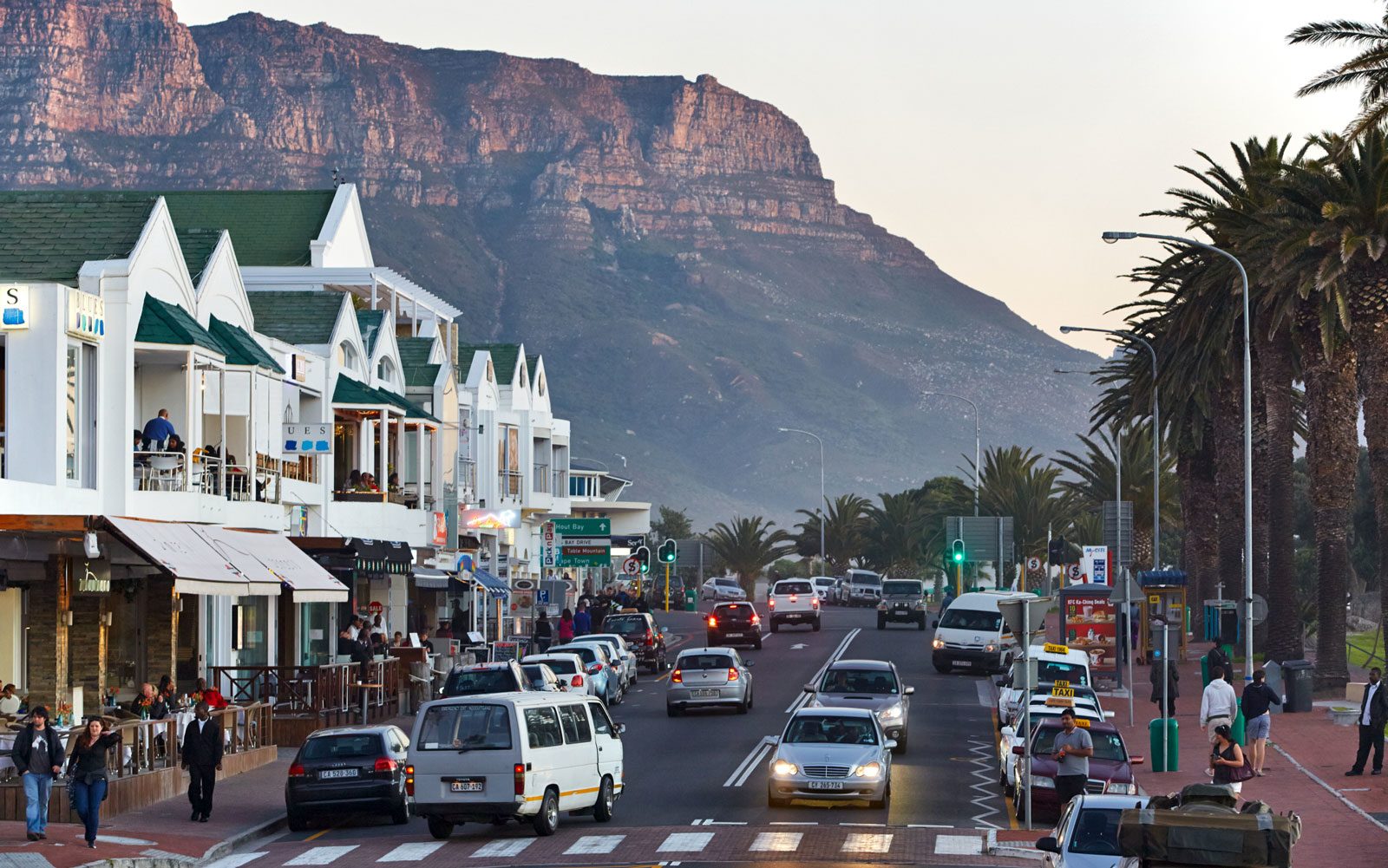 11. Cape Town, South Africa