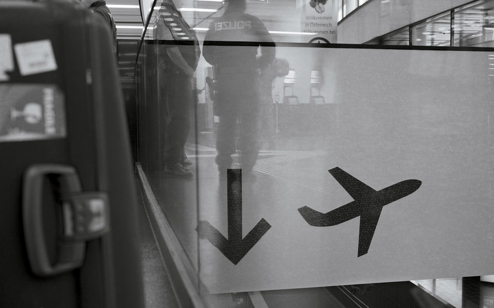 AUSTRIA. Vienna. 2012. Vienna International Airport.