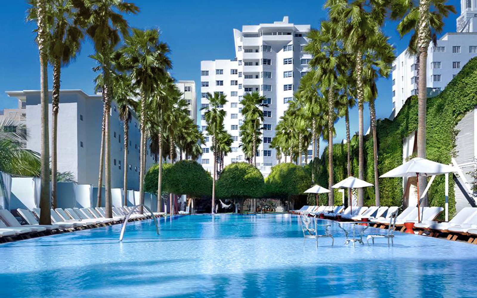 Hotels Directly On Miami Beach