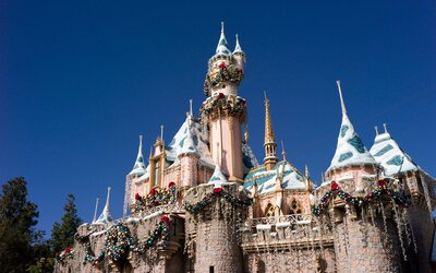 Disney Holiday Decorations By The Numbers Travel Leisure