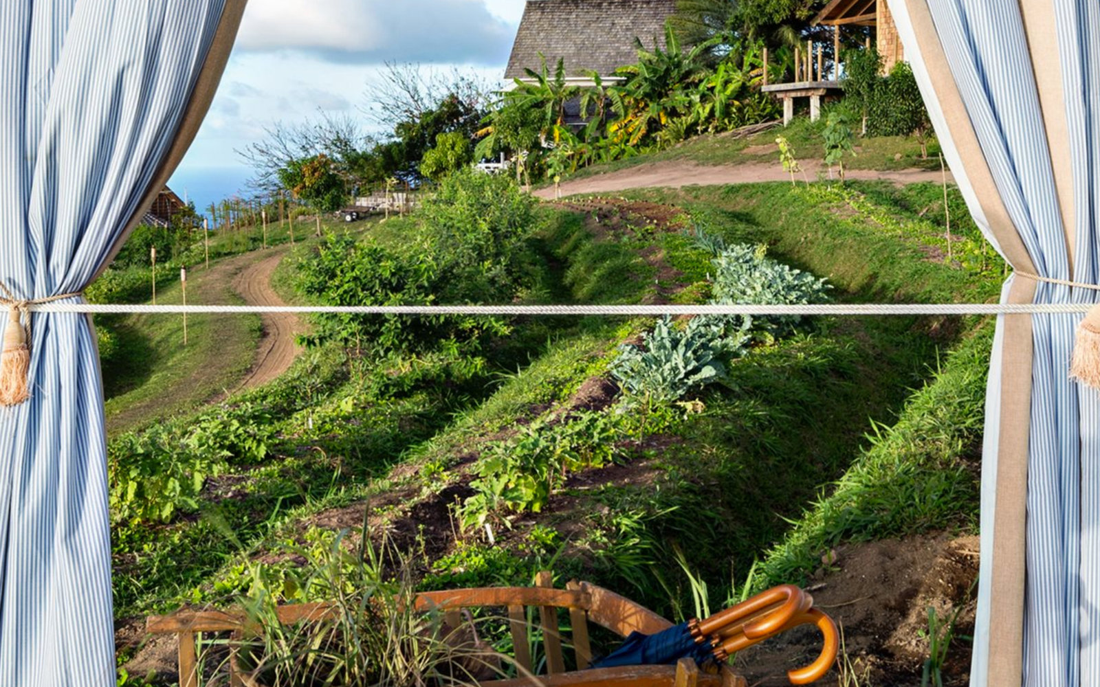 9 Hotels That Let You Eat Off the Land