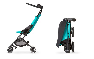 The Pockit Travel Stroller Is The Smallest In The World Travel
