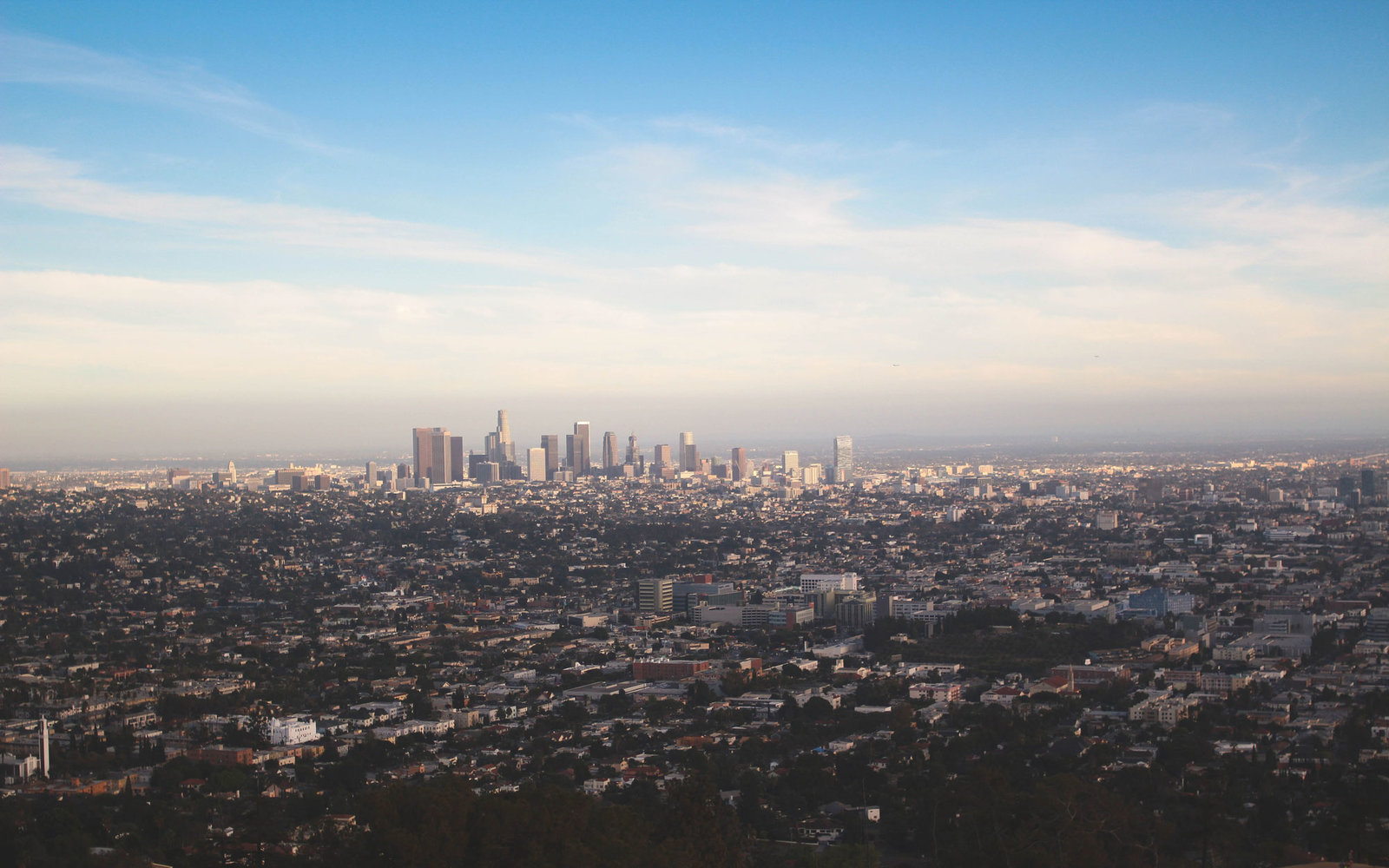 Griffiths Observatory California
