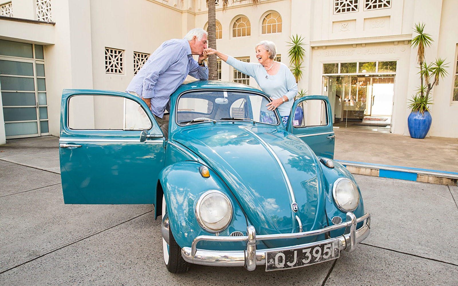 For Love and A Beetle